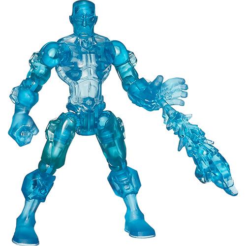 Boneco Marvel Super Hero Mashers Homem de Gelo - Hasbro
