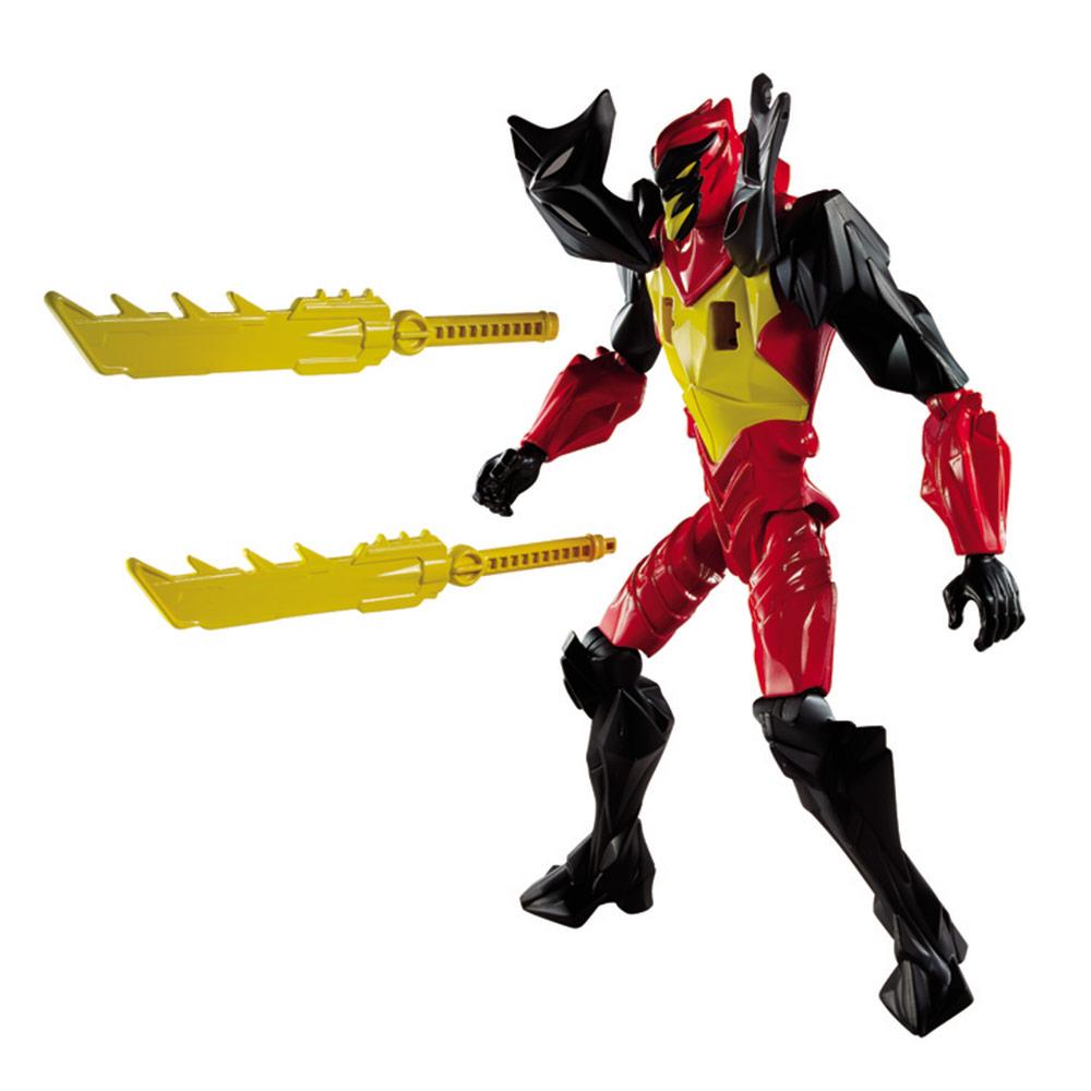 Boneco Max Steel Dread Com Espada - Mattel