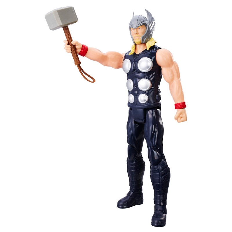 Boneco Titan Hero Series Avengers Thor - Hasbro