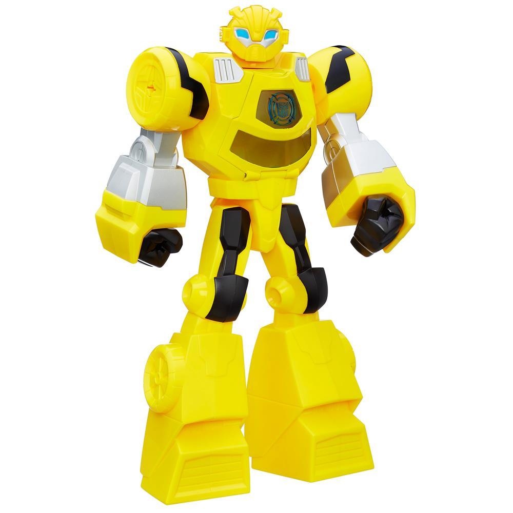Boneco Transformers Playskool Heroes Rescue Bots Bumblebee - Hasbro