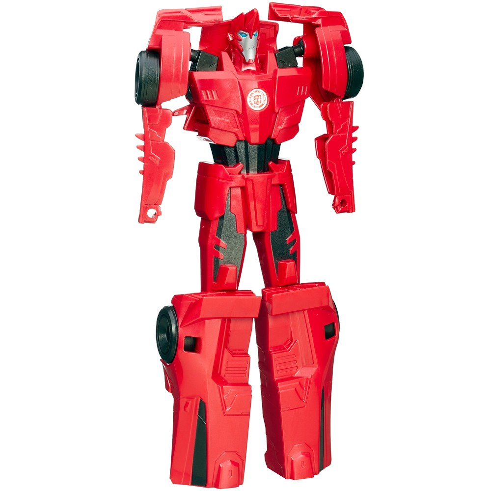 Boneco Transformers Robots In Disguise Sideswipe - Hasbro
