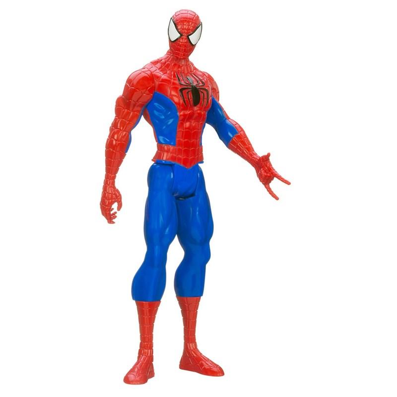 Boneco Ultimate Spider-Man Web-Warriors Titan Hero Series Spider-Man - Hasbro