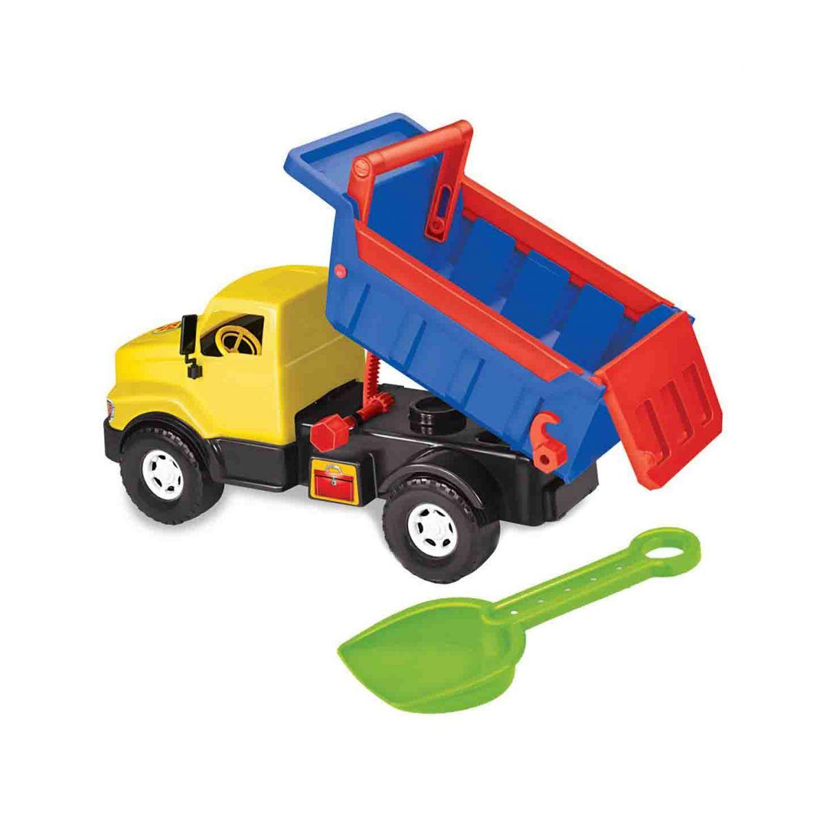 Caminhão Super Caçamba Força Bruta - Tilin