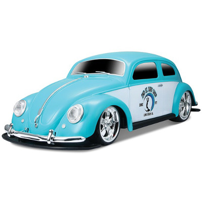 Carro Controle Remoto Fusca 1:10 Volkswagen Beetle 1951 - Maisto Tech