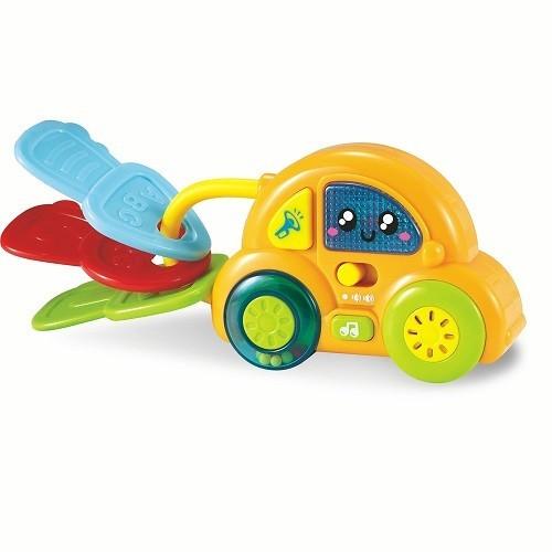 Chocalho Carrinho - Zoop Toys