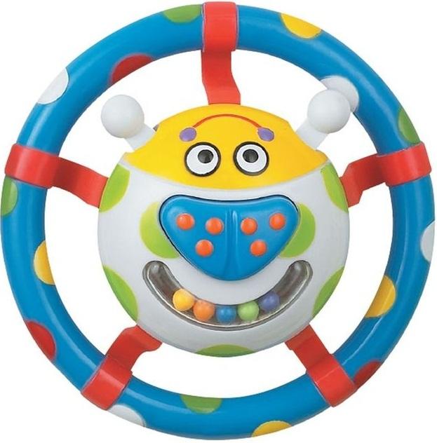 Chocalho Zoop Primeiros Passos Azul - Zoop Toys