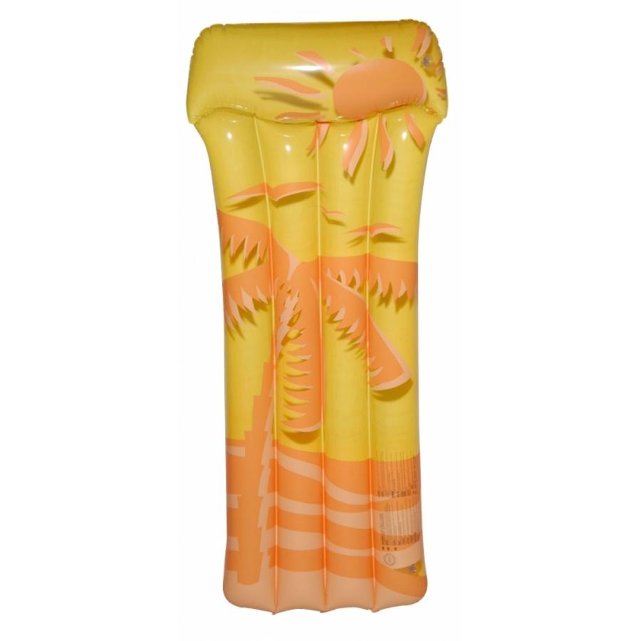 Colchão Inflável Hawaii Amarelo - MOR
