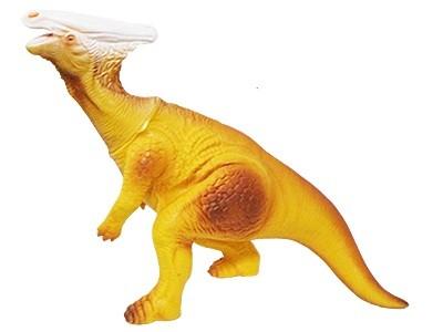 Dinossauro Parassaurolophus Rex Real Animals Sound - Bee Toys