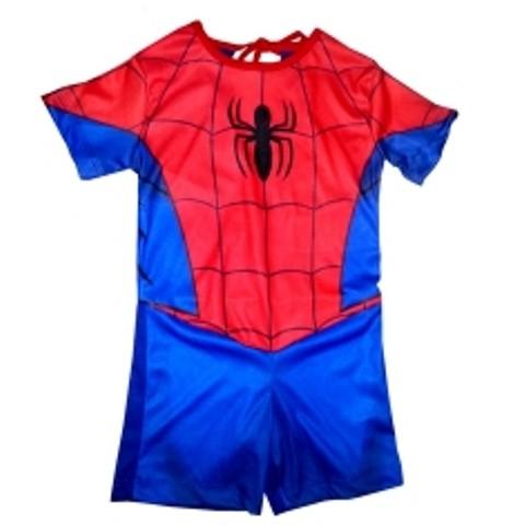 Fantasia Curta Infantil Homem Aranha - Rubies
