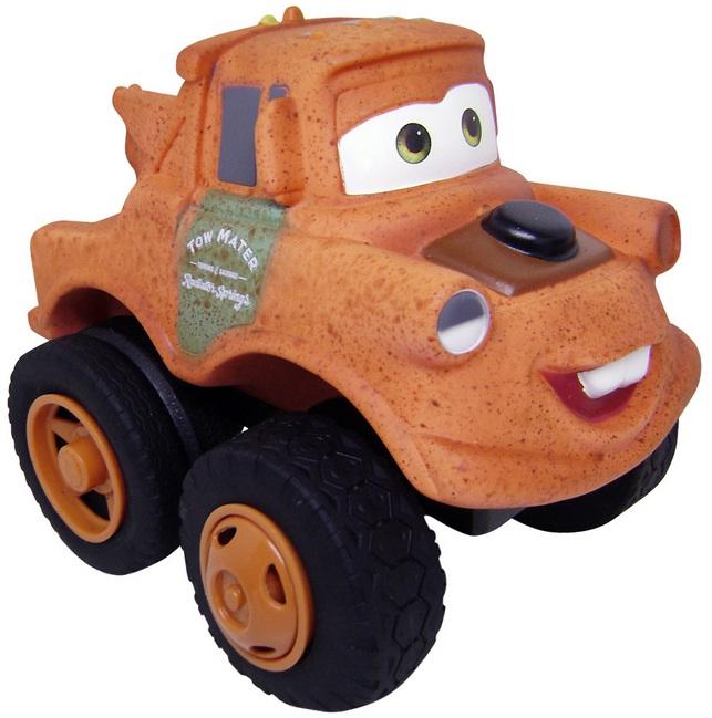 Fofomóvel Carros - McQueen/ Tow Mater - Lider