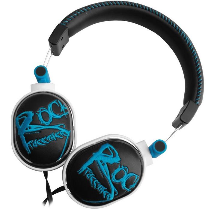 Fone de Ouvido Headphone Rock Beats HP-603BL Azul - Fortrek