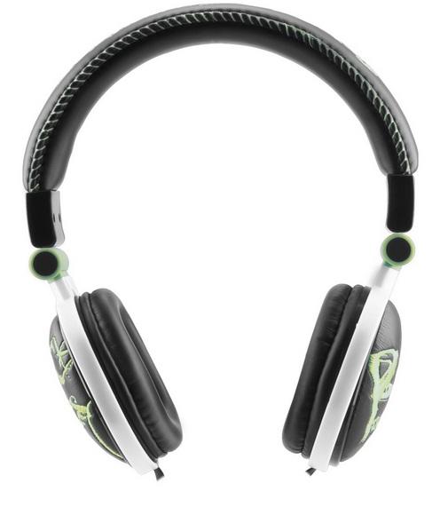 Fone de Ouvido Headphone Rock Beats HP-603GR Verde - Fortrek