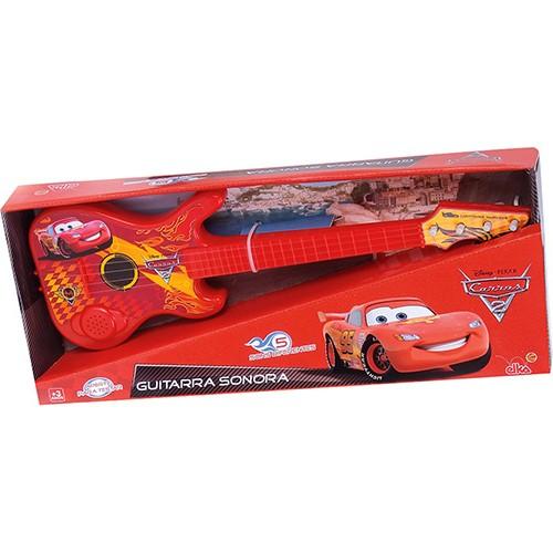 Guitarra Sonora Disney Carros 2 - Elka