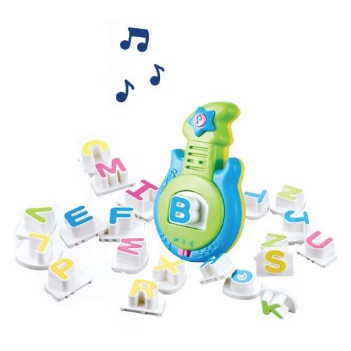 Guitarrinha Letra e Música - Zoop toys
