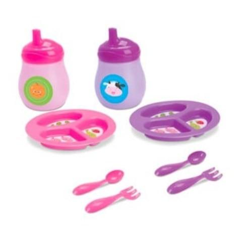 Kit Papinha do Bebê - Diver Toys