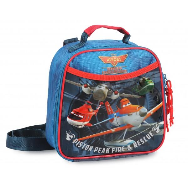 Lancheira Escolar Aviões Disney - Dermiwil