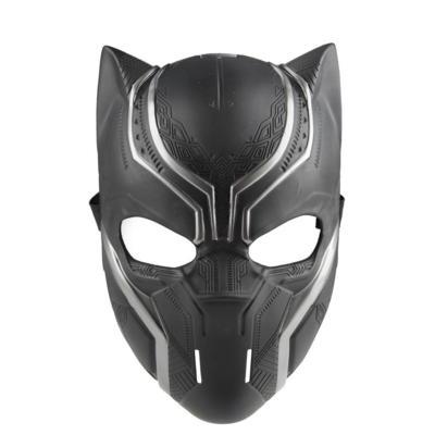 Máscara Captain America Civil War Black Panther Marvel - Hasbro