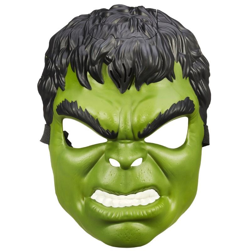 Máscara Eletrônica Avengers Age Of Ultron Hulk - Hasbro