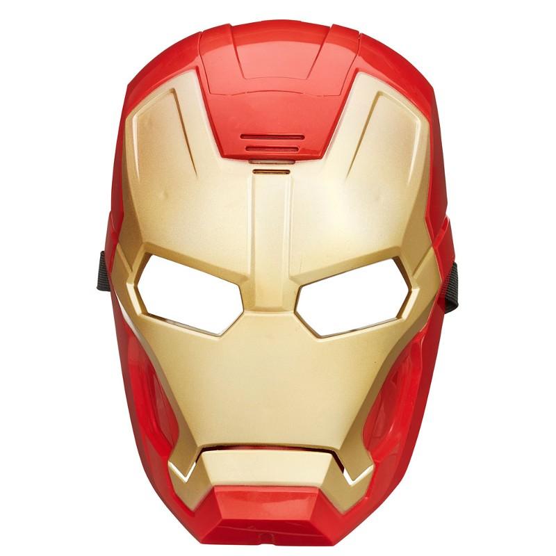 Máscara Eletrônica Avengers Iron Man - Hasbro