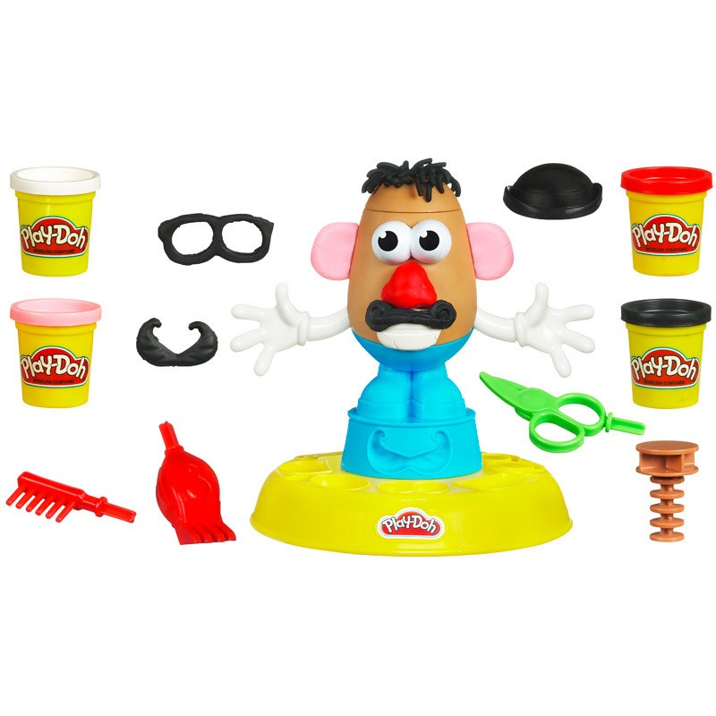 Massinha Play-Doh Monte Seu Potato Head - Hasbro