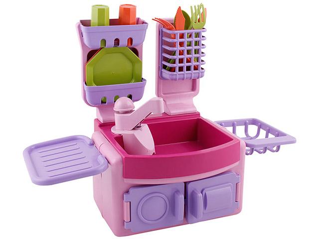Mini Cozinha Mini Pia - Cotiplás