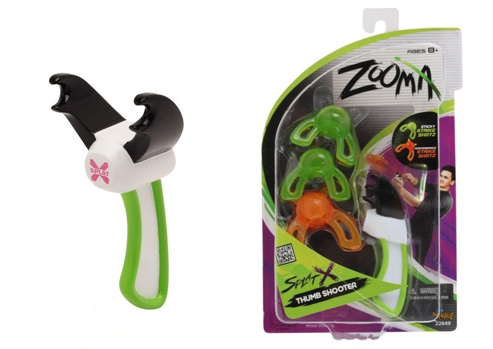 Mini Zooma Splat X Sly Shot - Conthey By Kids