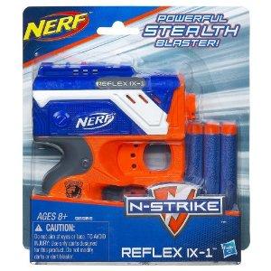 Lançador de Dardos Nerf N-Strike Reflex IX-1 - Hasbro