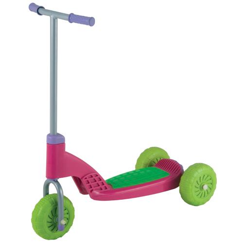 Patinete Vapt Vupt Rosa 3 Rodas - Magic Toys
