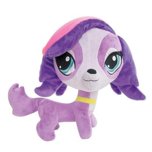 Pelúcia Littlest Pet Shop Kit Veterinário Zoe Trent - Fun