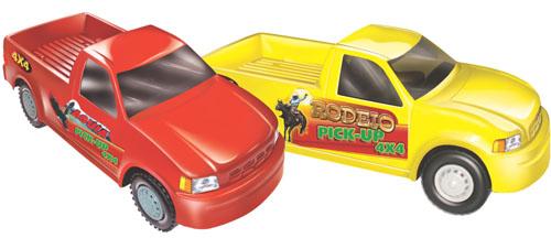 Pick-Up 4X4 Off Road - Lider Brinquedos