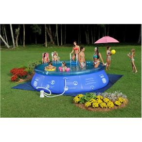 Piscina Infl�vel Splash Fun 9000 Litros - MOR