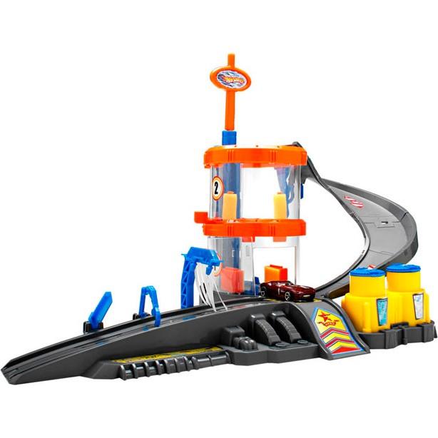 Pista Hot Wheels Super Lava-Rápido - Mattel