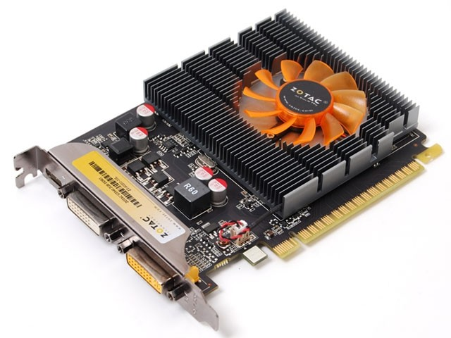 Placa de Vídeo Zotac Geforce GT 640 2GB DDR3 128-Bits DVI/Mini HDMI