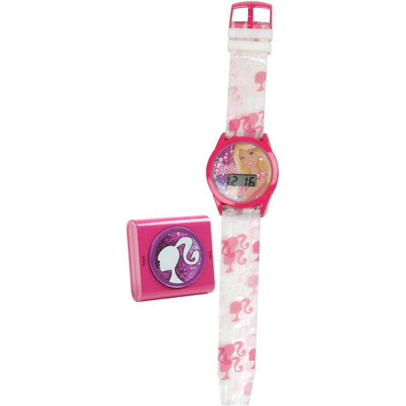 Rádio e Relógio Digital Fantasy Kit Barbie - Candide