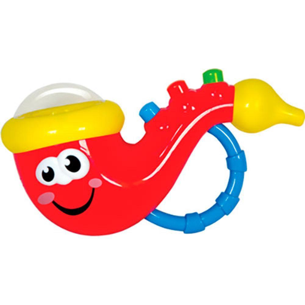 Sax do Bebê - Zoop Toys