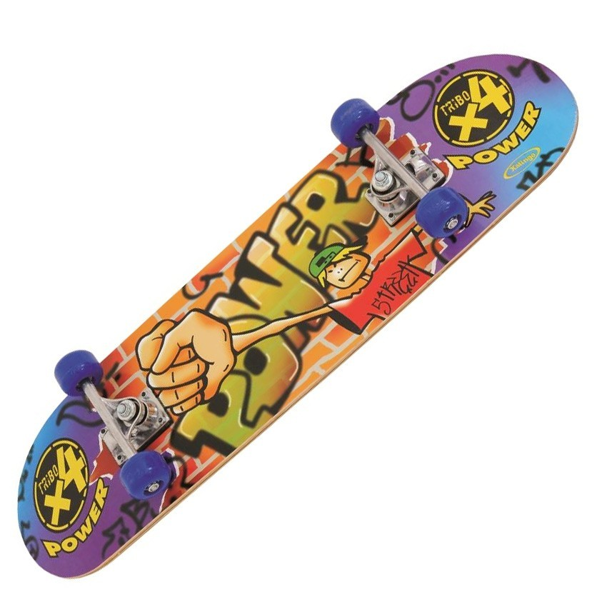 Skate Power Tribo X4 - Xalingo