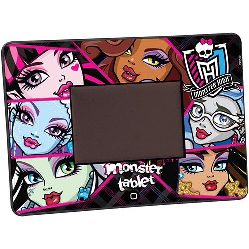 Tablet Full Touch Monster High 80 Atividades - Candide