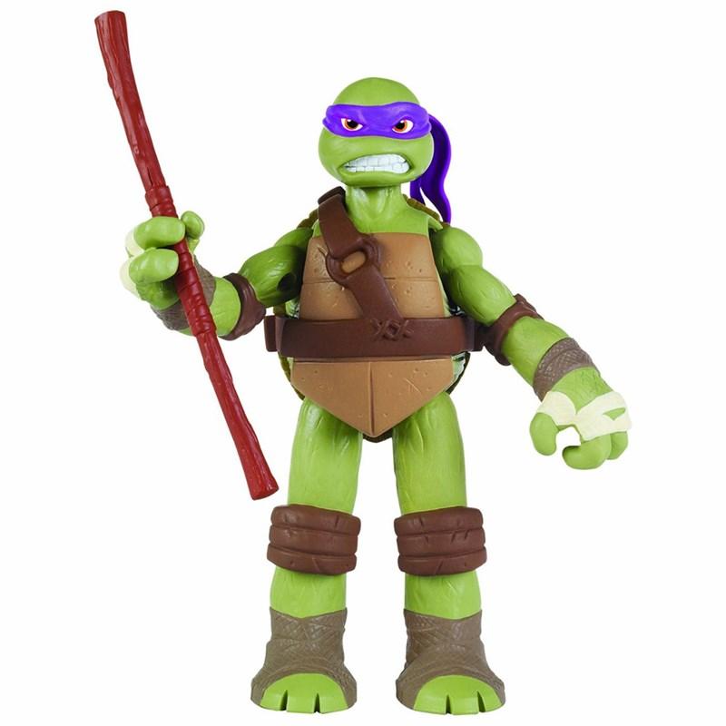 Tartaruga Ninja Donatello Figura de ação com som - Multikids