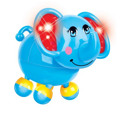 Turminha Divertida Elefante Azul – Zoop Toys