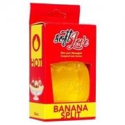 Gel de Massagem Comestível Hot Banana Split Soft Love - 30ml