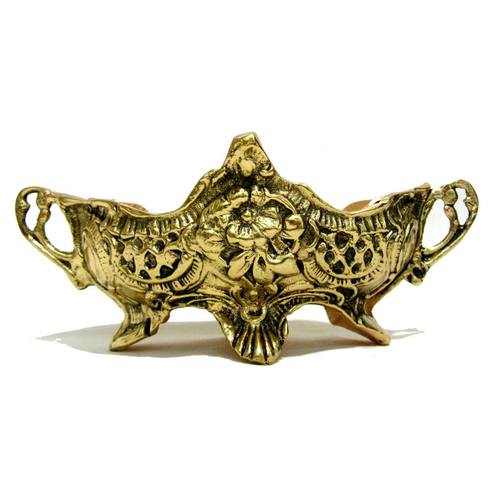 Cachepot Floreira - Bronze - Rica em Detalhes  - BronzeShop