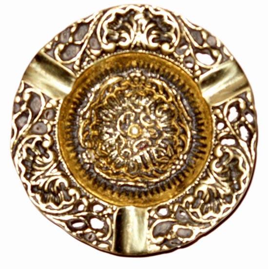 Cinzeiro Detalhes - Bronze Maciço  - Bronze Shop