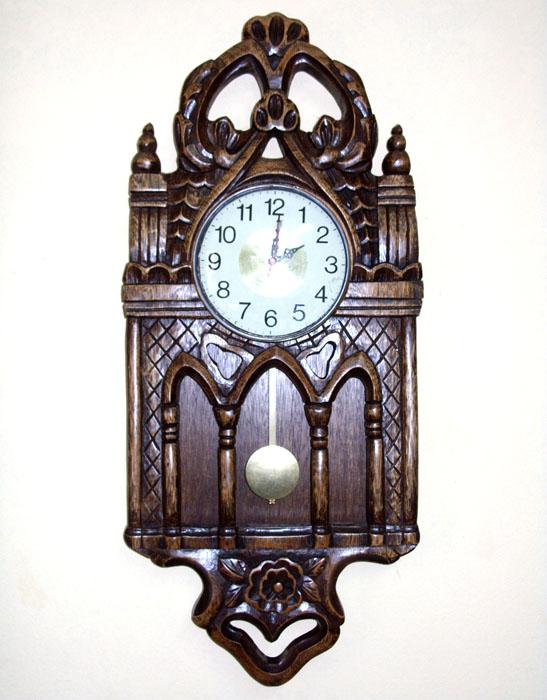 Relógio Capela - Tamanho Grande  - Bronze Shop