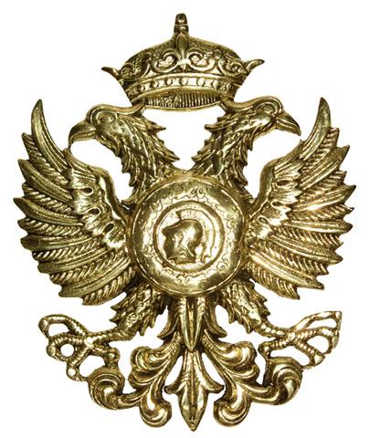 Águia Bicéfala - Águia de Lagash - Maçonaria -  Bronze Maciço  - Bronze Shop