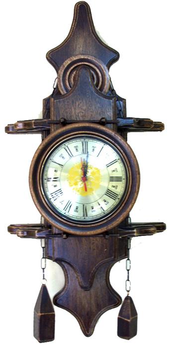 Relógio Francesinho  - BronzeShop