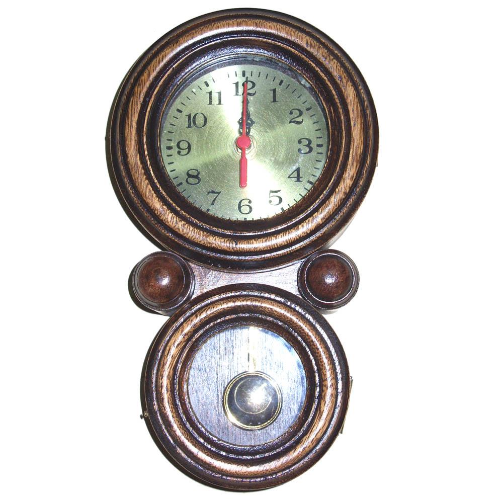 Relógio Oito Grande  - BronzeShop