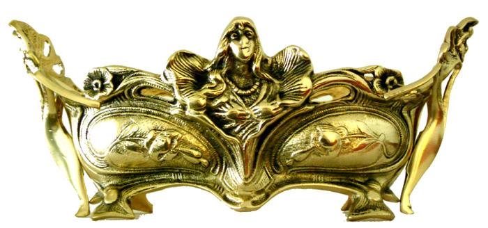Floreira Grande em Bronze  - Bronze Shop