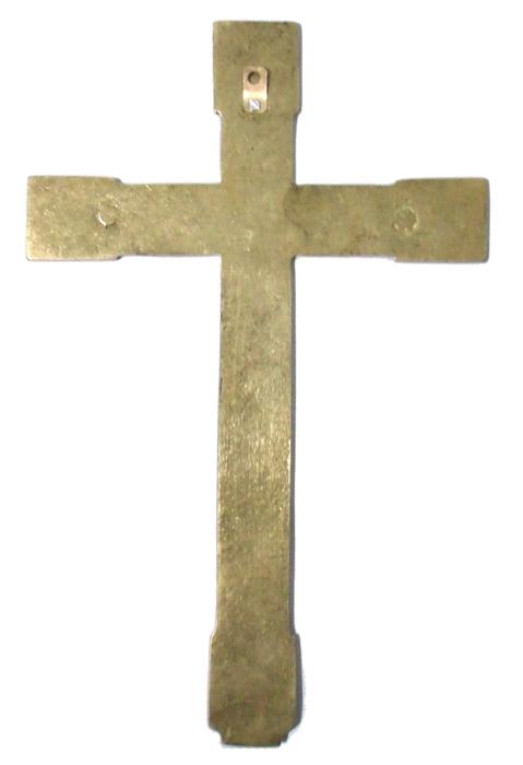 Cruz em Bronze Ref 102  - Bronze Shop