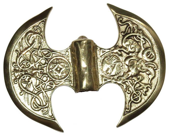 Machado Medieval Sem Cabo  - Bronze Shop