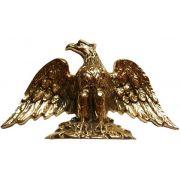 Estátua Águia - Bronze Maciço
